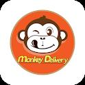Monkey Delivery มังกี้เดลิเวอรี่ icon