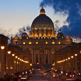 Vatican It. by Elena Cosma - Buildings & Architecture Public & Historical