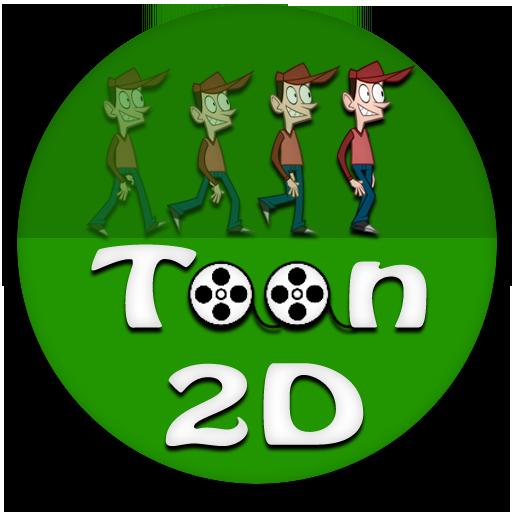 Toon 2D - Animation Maker 遊戲 App LOGO-硬是要APP
