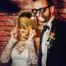 Fotógrafo de bodas Jacek Blaumann (JacekBlaumann). Foto del 20.12.2017