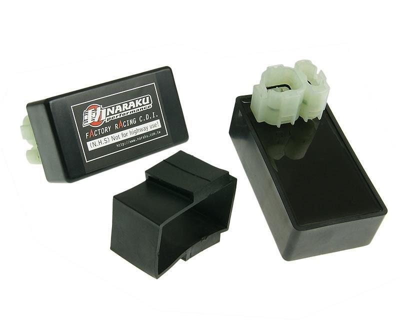 CDI Box NARAKU [Ostrypt] - GY6 50/125/150ccm
