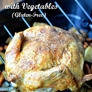 Roast Chicken with Vegetables (Gluten-Free)