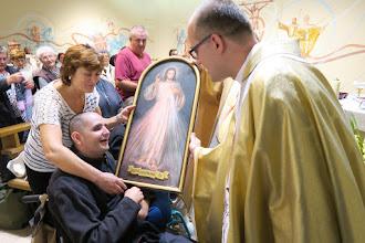 Photo: Putovný obraz išiel do prvej rodiny v Tvrdošíne