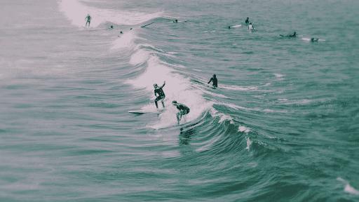 Ecole de surf de Bretagne (24 km)