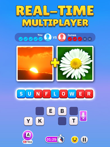 Word Pics ud83dudcf8 - Word Games ud83cudfae apkpoly screenshots 20