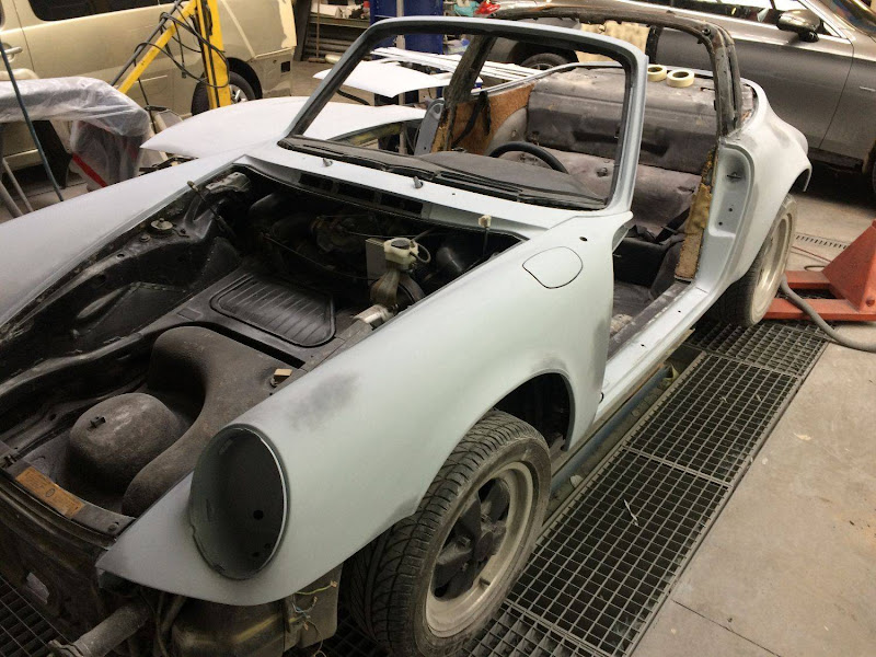 Porsche 911 SC - 1978