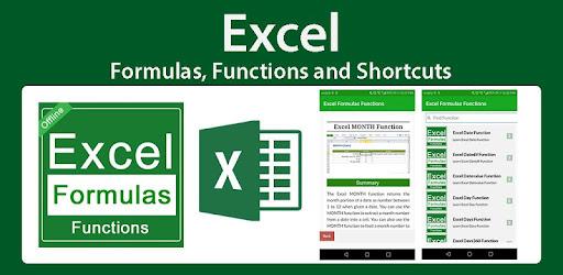 Learn Excel Formulas Functions Example App Offline – Apps bei Google ...