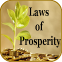 Laws of prosperity icon