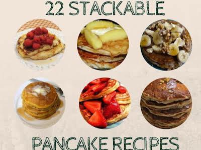 22 Must-Make Pancake Recipes