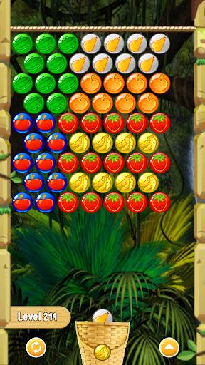 Jungle Bubble Shooter 35.1.10 screenshots 2