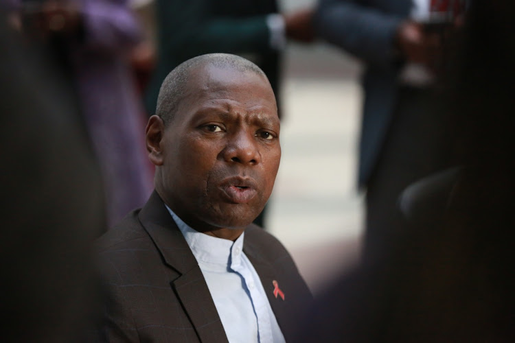Health minister Zweli Mkhize has expressed concern about the rising number of Covid-19 cases, and has warned that the country could face a second surge in infections. File photo.