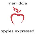Logo of Merridale Estate Cidery Cheeky Peach