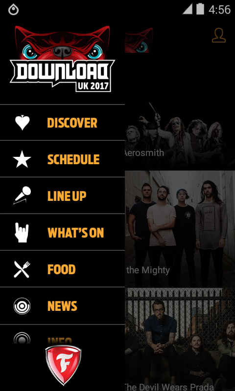 Download Festival 2017- screenshot