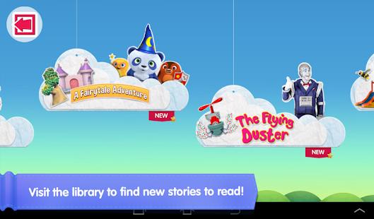 BBC CBeebies Storytime - screenshot thumbnail