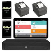 Mobile Ordering + POS System