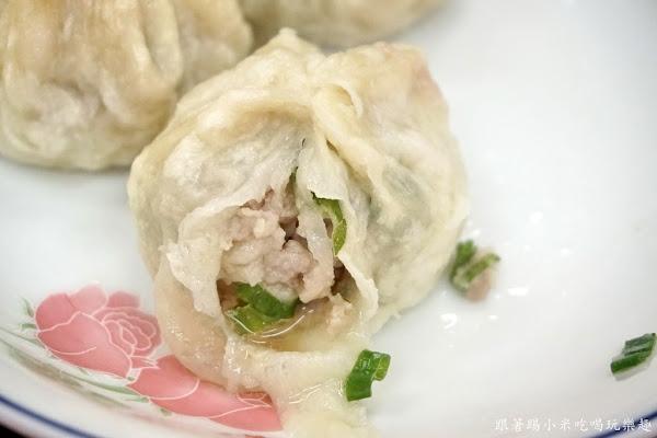 姐妹小籠包-爽Q有湯汁小鮮肉包的在地中式早餐美食.麵線糊.蛋包韭菜盒(監理所/民族路)