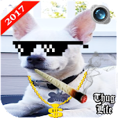 Thug Life Photo Editeur 2017