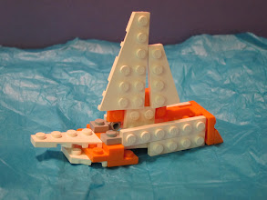 Photo: Sail boat.