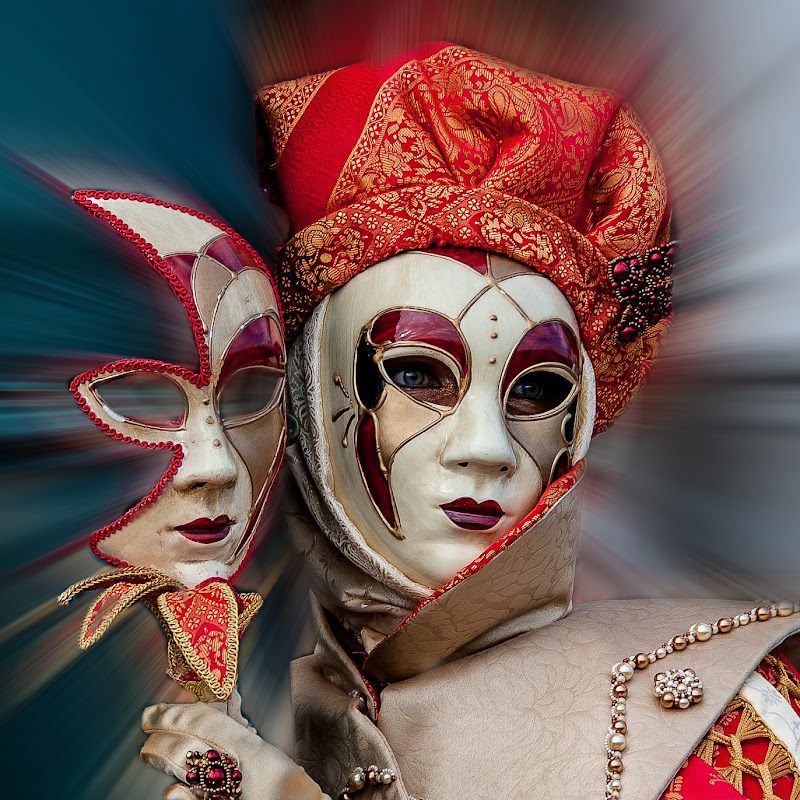 the masks di domenicolobinaphoto