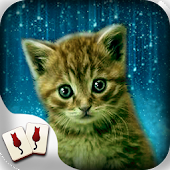 Hidden Mahjong Cat Tails: Free Kitten Game