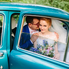 Wedding photographer Andrey Vasiliskov (dron285). Photo of 19.07.2016