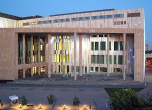 Photo: Pałac Sztuk 42 (wariacja)