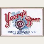 Logo for Yoerg Brewing Company