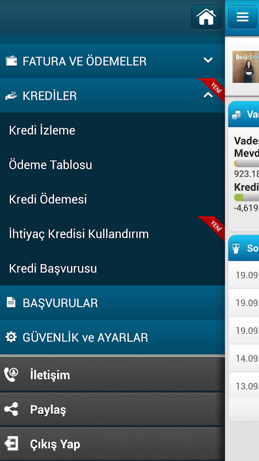 MobilDeniz- screenshot