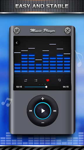Bass Equalizer & Pod Music 2.4.3 screenshots 2
