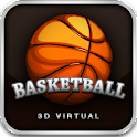 Basketball Real 3D icon