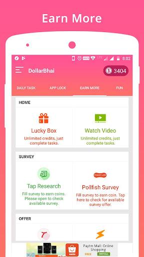 Dollar Bhai - Earn Money for PC