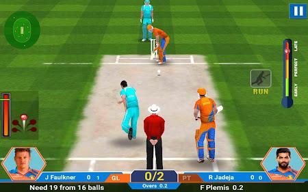 Gujarat Lions T20 Cricket Game 2.0.43 screenshot 1605617