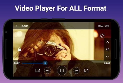video player perfect screenshot 2