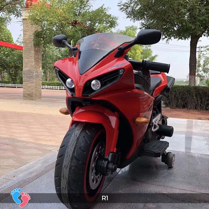 Xe mô tô điện thể thao cho trẻ R1 19