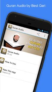 Mousa Bilal Quran Audio - náhled