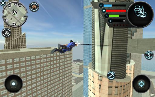 Rope Hero Revolution 1.0 screenshots 3