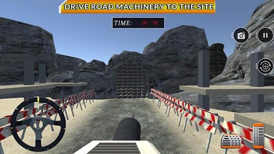 Tunnel Construction Simulator: Mega Highway Build - náhled