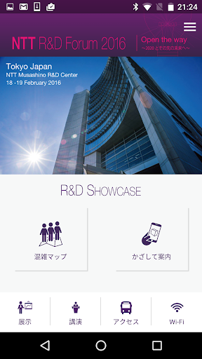 NTT R Dフォーラム2016