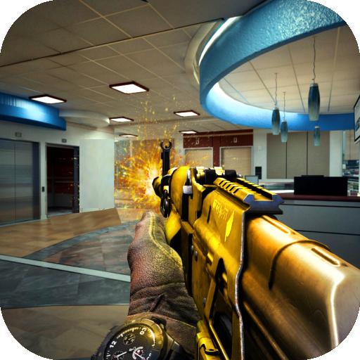 Shoot Hunter 3D: Commando Missions Hostage Rescue Icon
