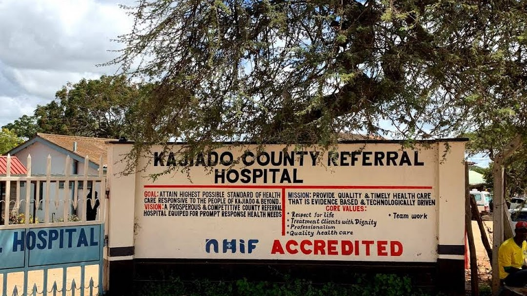 Image result for Kajiado county referral hospital