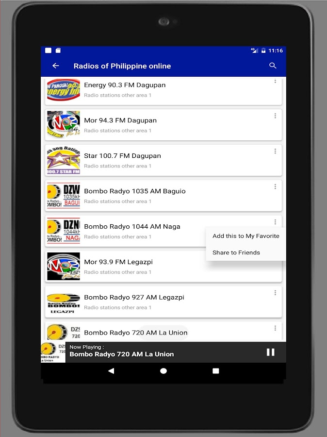 radio stations in the philippines