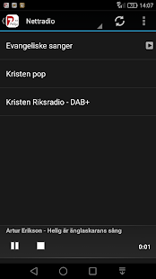 P7 Kristen Riksradio 2.0- screenshot thumbnail