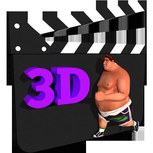 Iyan 3D - 制作3D动画 媒體與影片 App LOGO-APP試玩