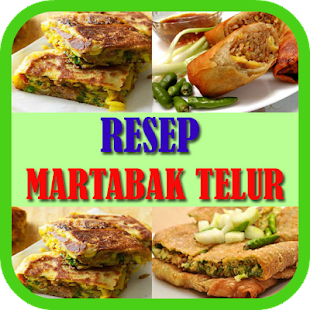 Resep Martabak Telur - náhled