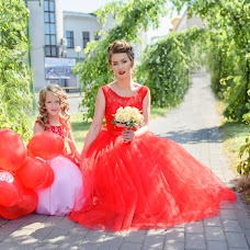 Wedding photographer Oksana Khitrushko (olsana). Photo of 11.08.2016