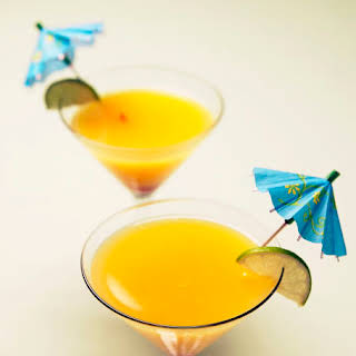 Thai Mango Martini.