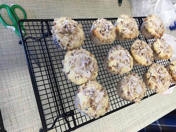 Simply Sinful Cinnamon Muffins Recipe