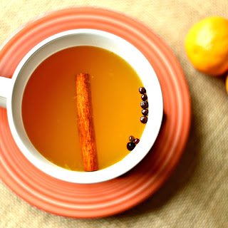 Fast & Easy Wassail for One