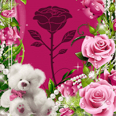 Beautiful Roses Photo Frames Android APK Download Free By FLMOSI