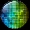 Light Grid Live Wallpaper icon